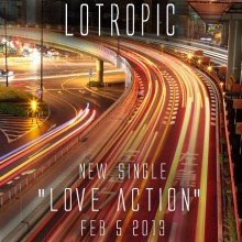 Love Action cover